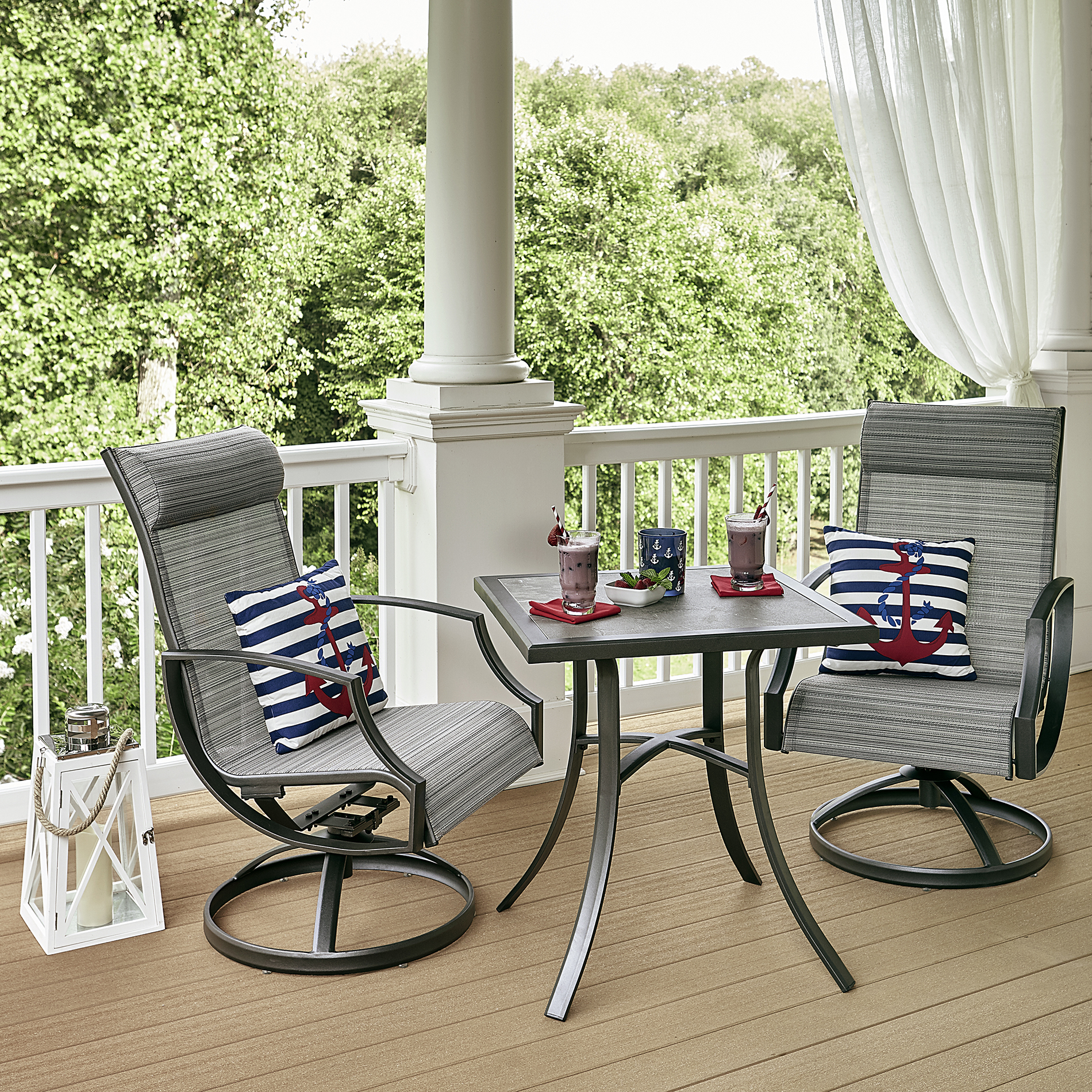Sutton Rowe Fillmore 3 Piece Bistro Set *Limited Availability