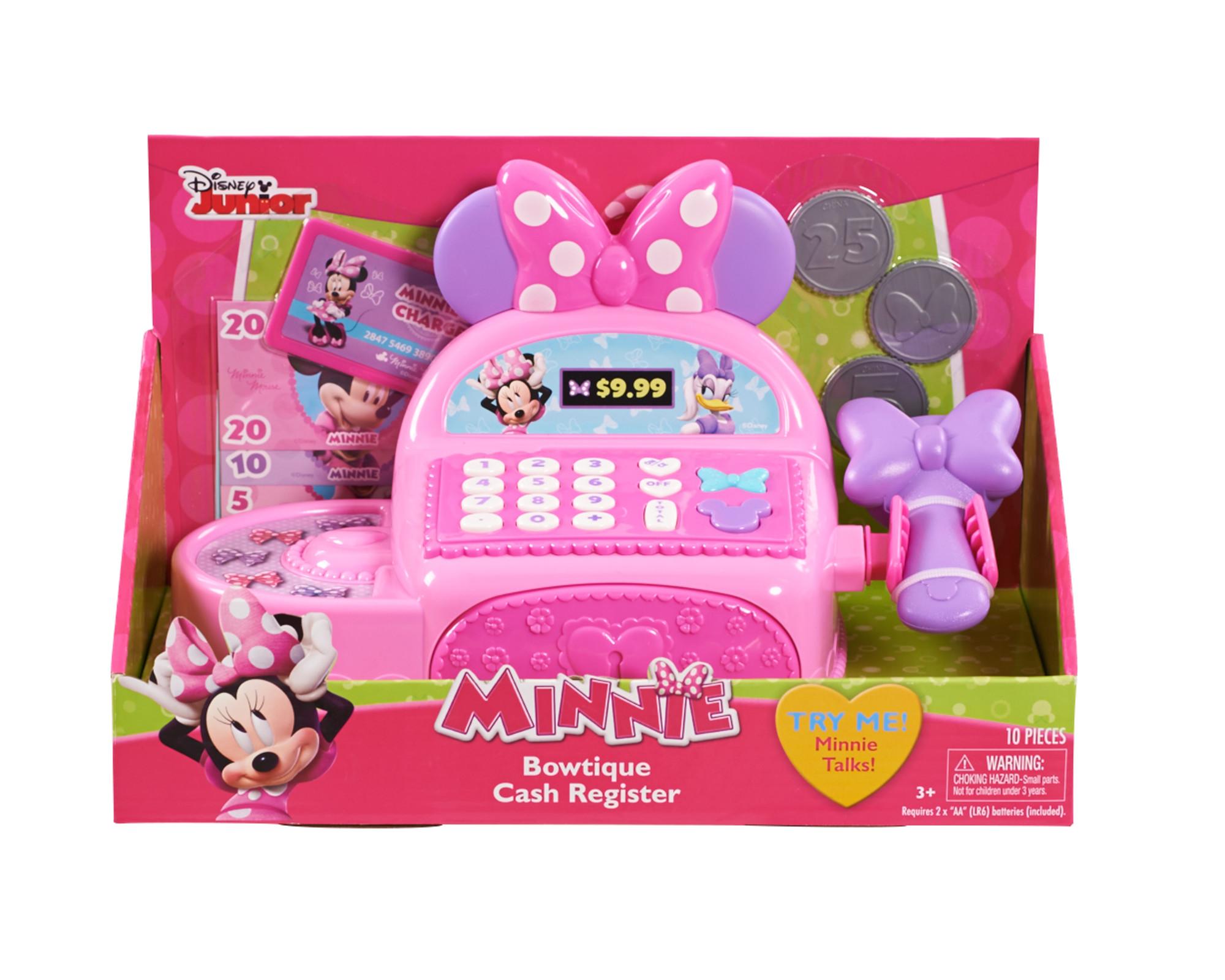 Disney Minnie's Bowtique Interactive Cash Register