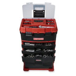 Craftsman 236-piece Mechanics Tool Set and Rolling Storage Combination