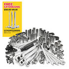 Craftsman 155-Piece Mechanics Tool Set
