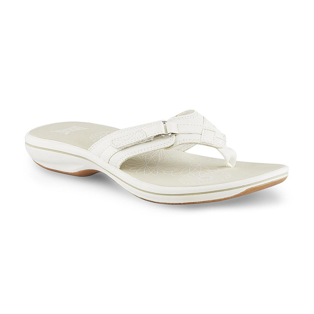 Everlast® Women's Champ White Flip-Flop