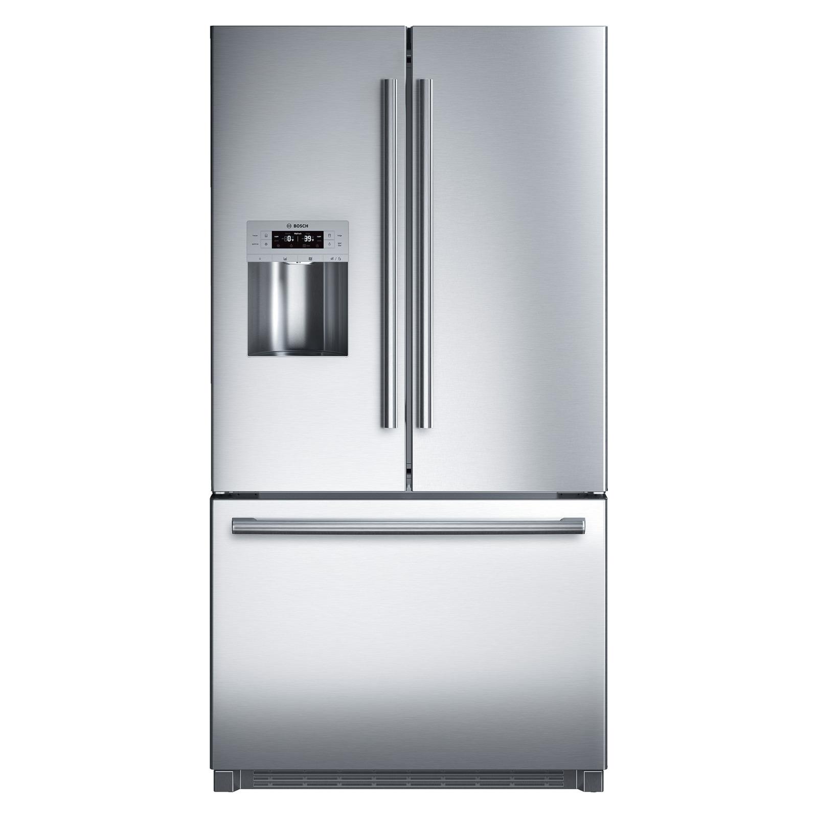 Bosch 25.9 cu. ft. French Door Bottom-Freezer Refrigerator