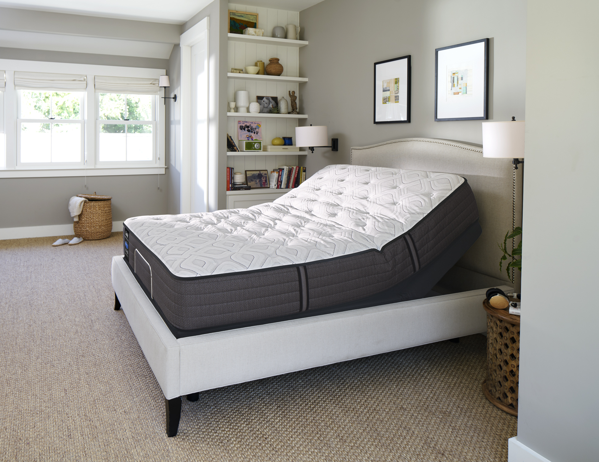 Sealy Response Dolby Ultra Firm California King Mattress 2