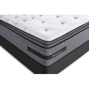 Sealy Posturepedic Leola, Firm Euro Pillowtop, Queen Mattress Only