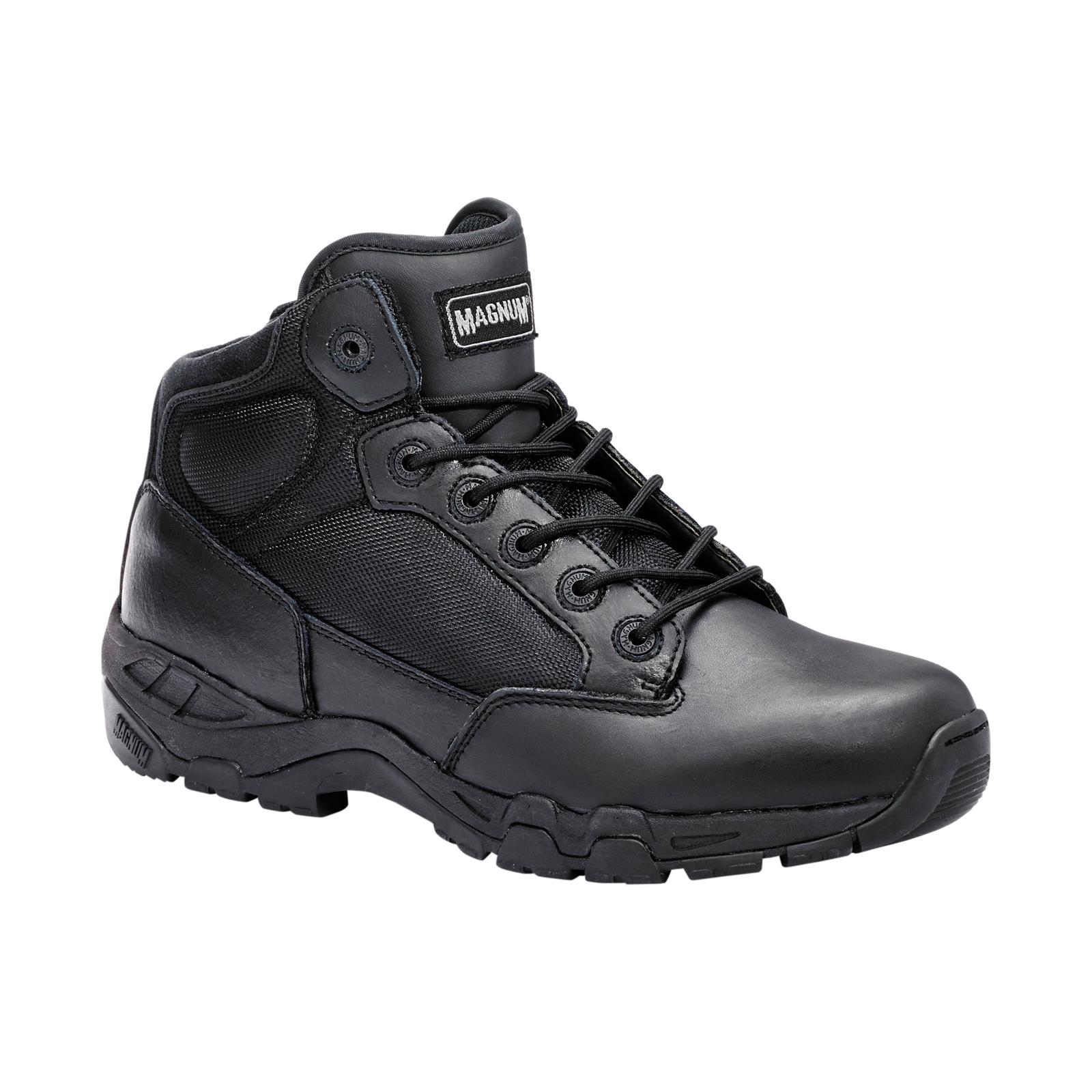 "Magnum Essential Equipment Men's 5"" Black Viper Pro Soft Toe Zipper Water Proof Boot PartNumber: 3ZZVA66706112P MfgPartNumber: 5479"