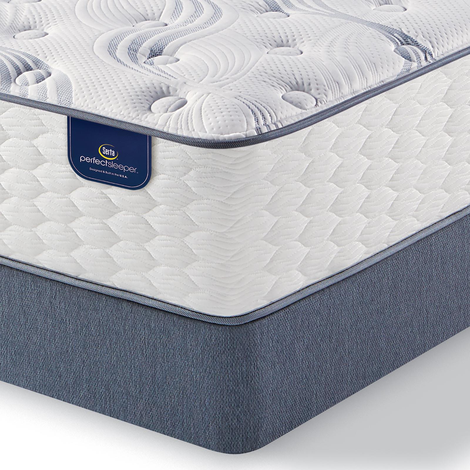 Serta 92657 Perfect Sleeper Plumstead Plush Queen Mattress