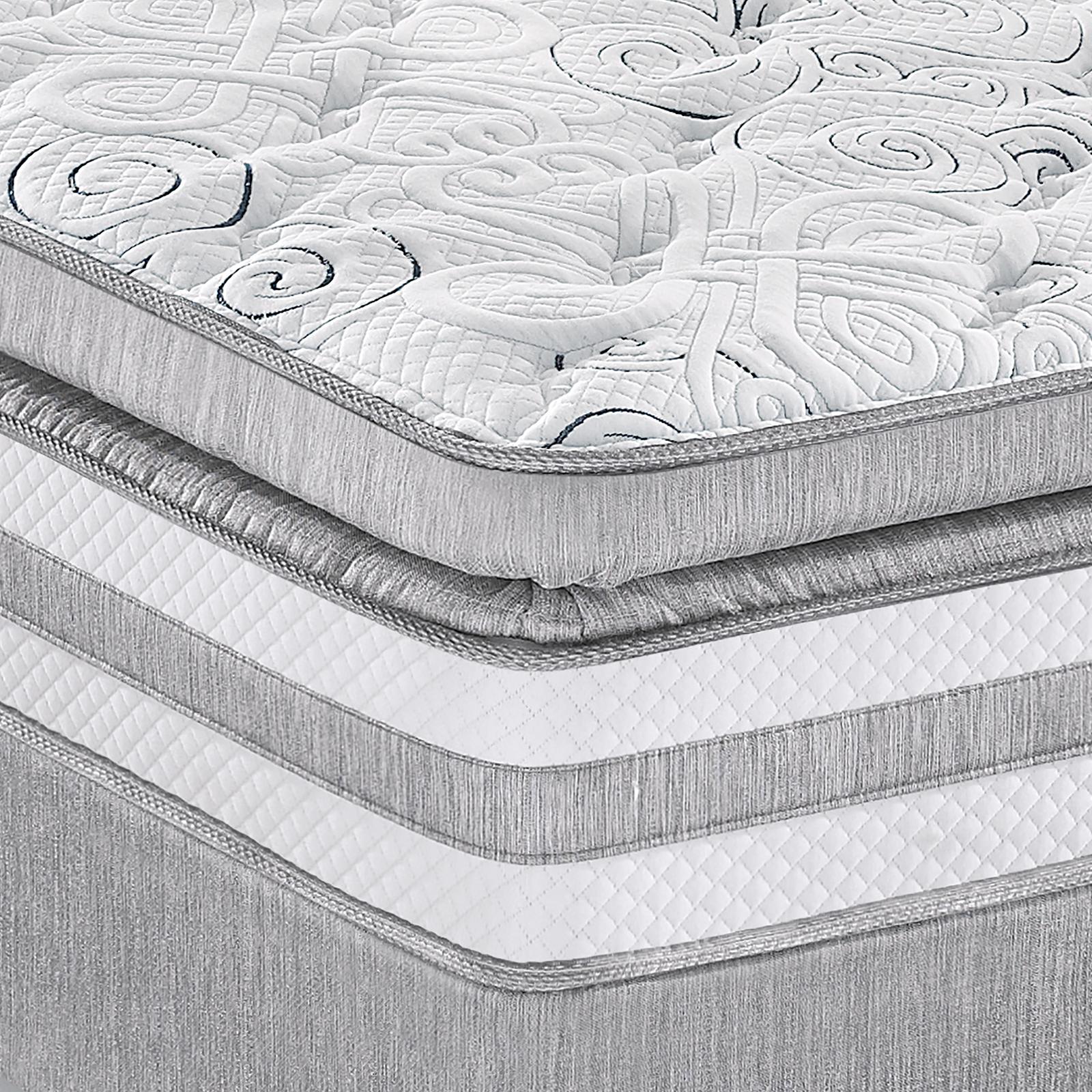 Perfect Sleeper Springview Super Pillowtop Firm King