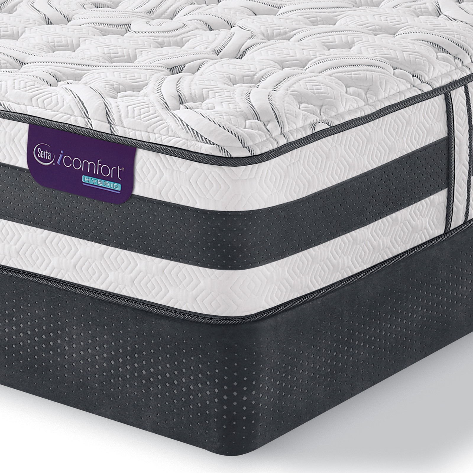 Serta iComfort Hybrid Recognition Extra Firm Full Mattress