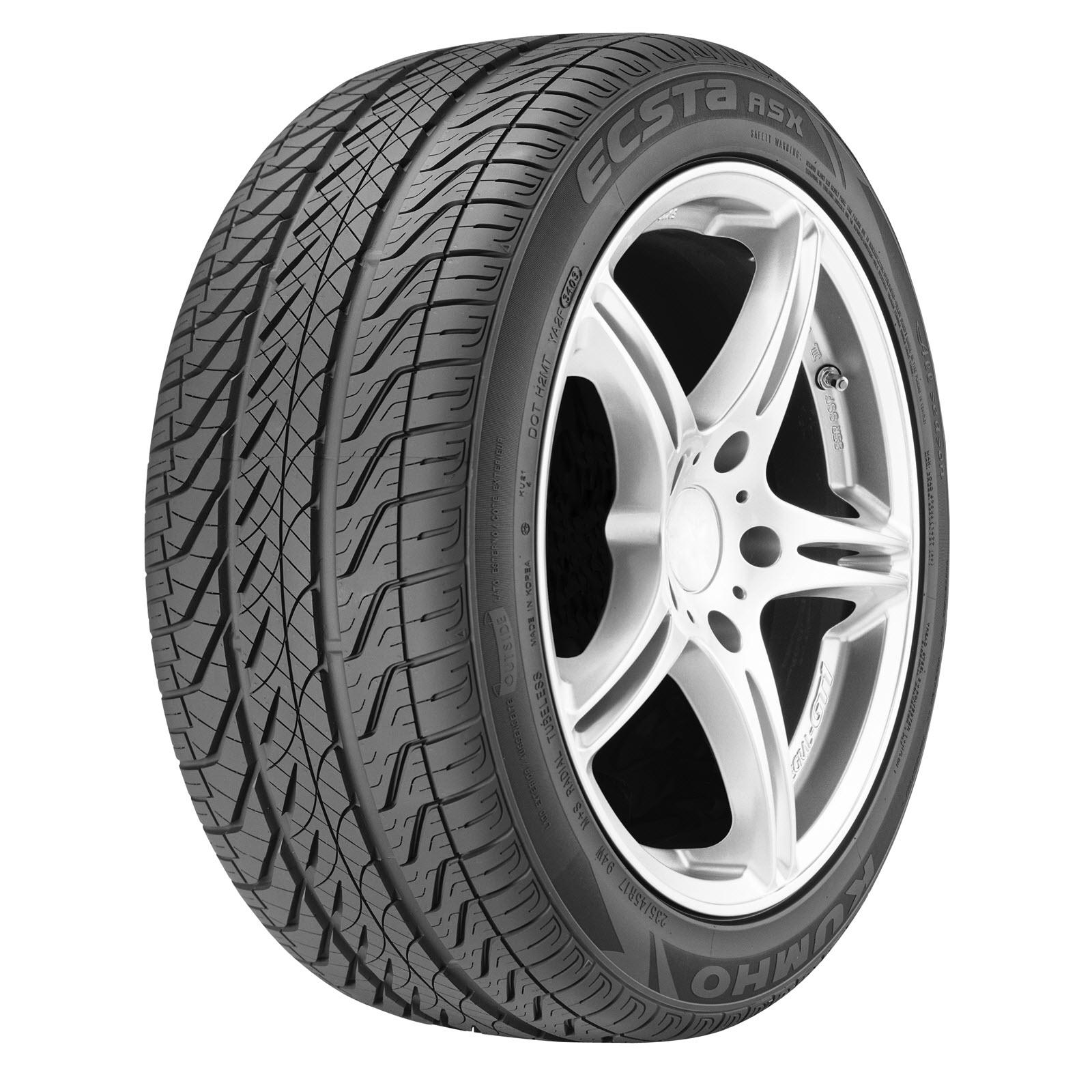 Kumho Ecsta ASX 205/50R17 93W BW All Season Tire