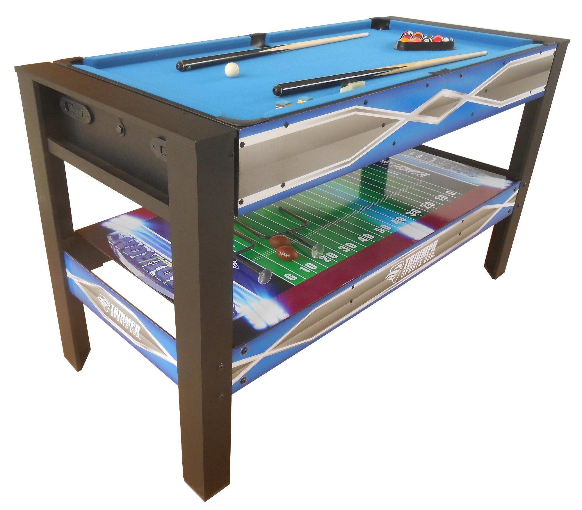 Sportcraft Vortex 54u201d 4 In 1 Swivel Table   Kmart