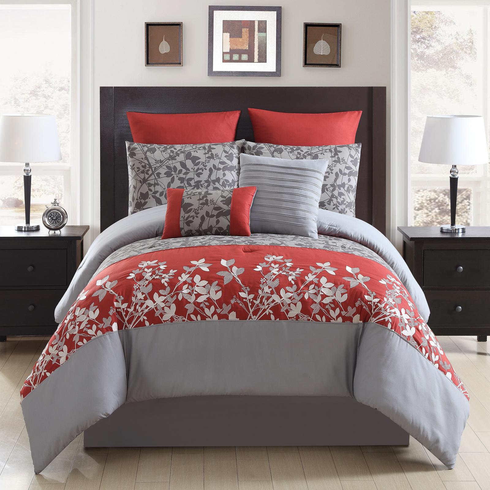 Lana Embellished Comforter Set