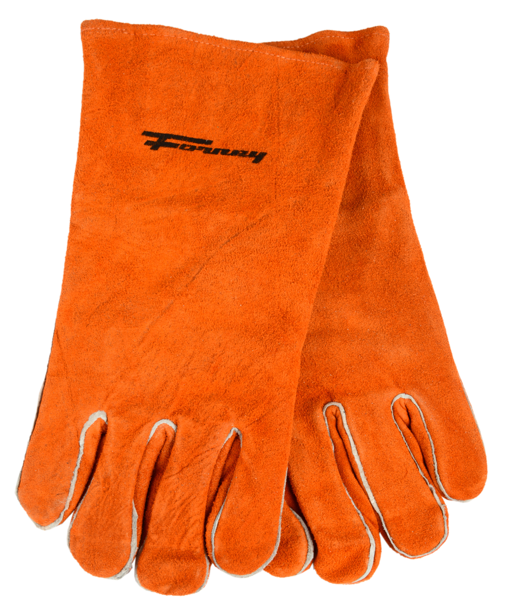 Forney Brown Leather Men's Welding Gloves X-Large
