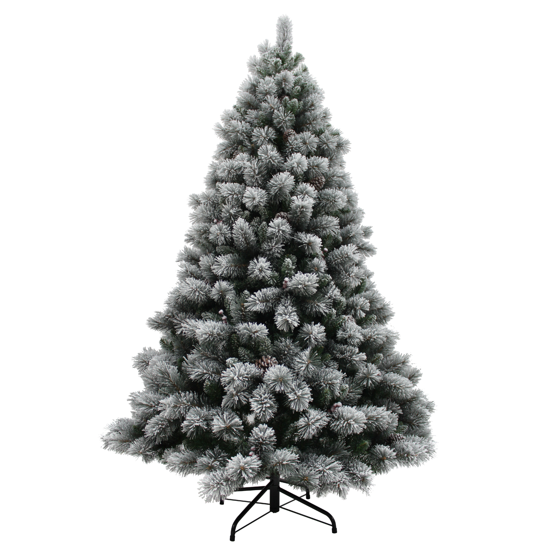 D b buchanan pine unlit christmas tree sears