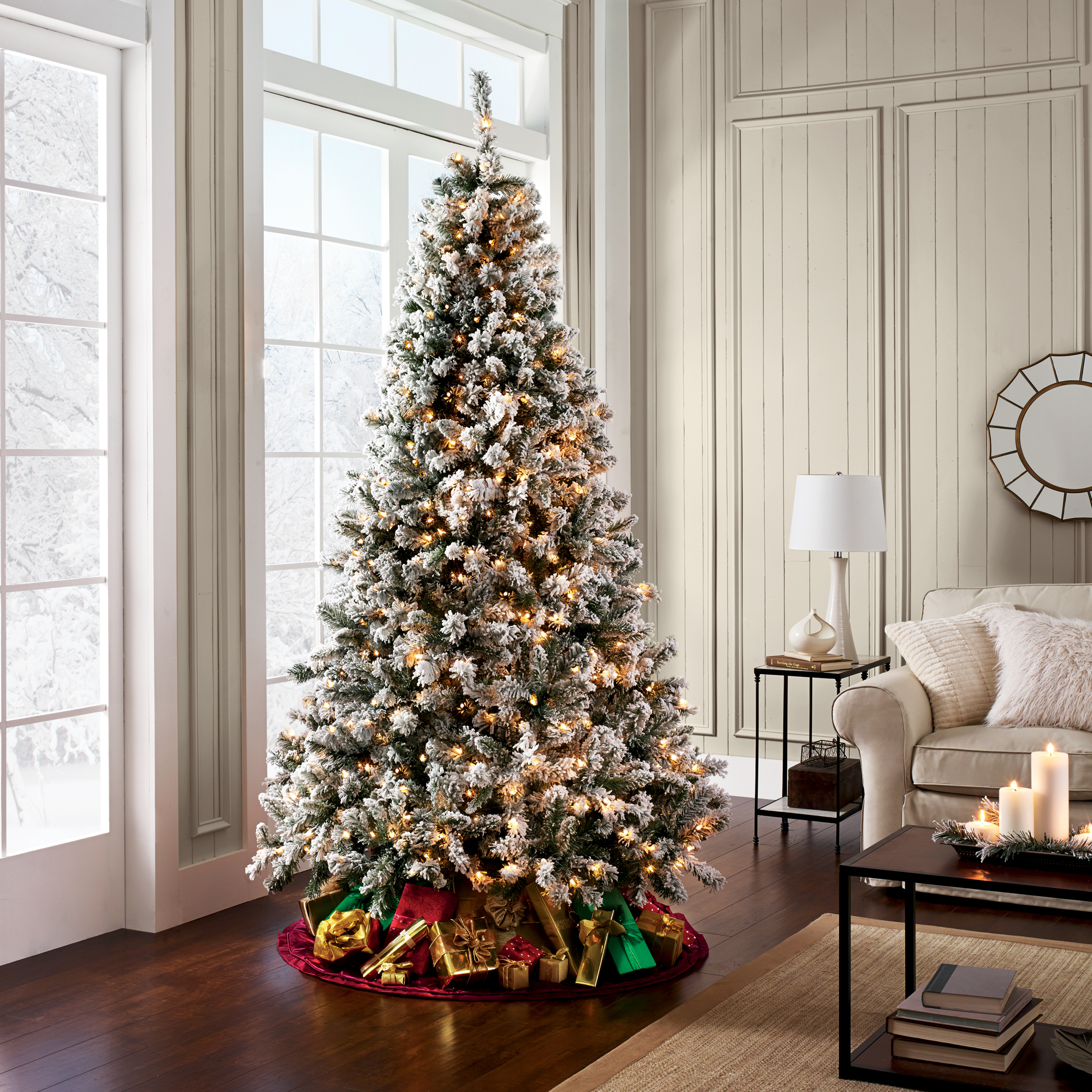 Sears Christmas Trees