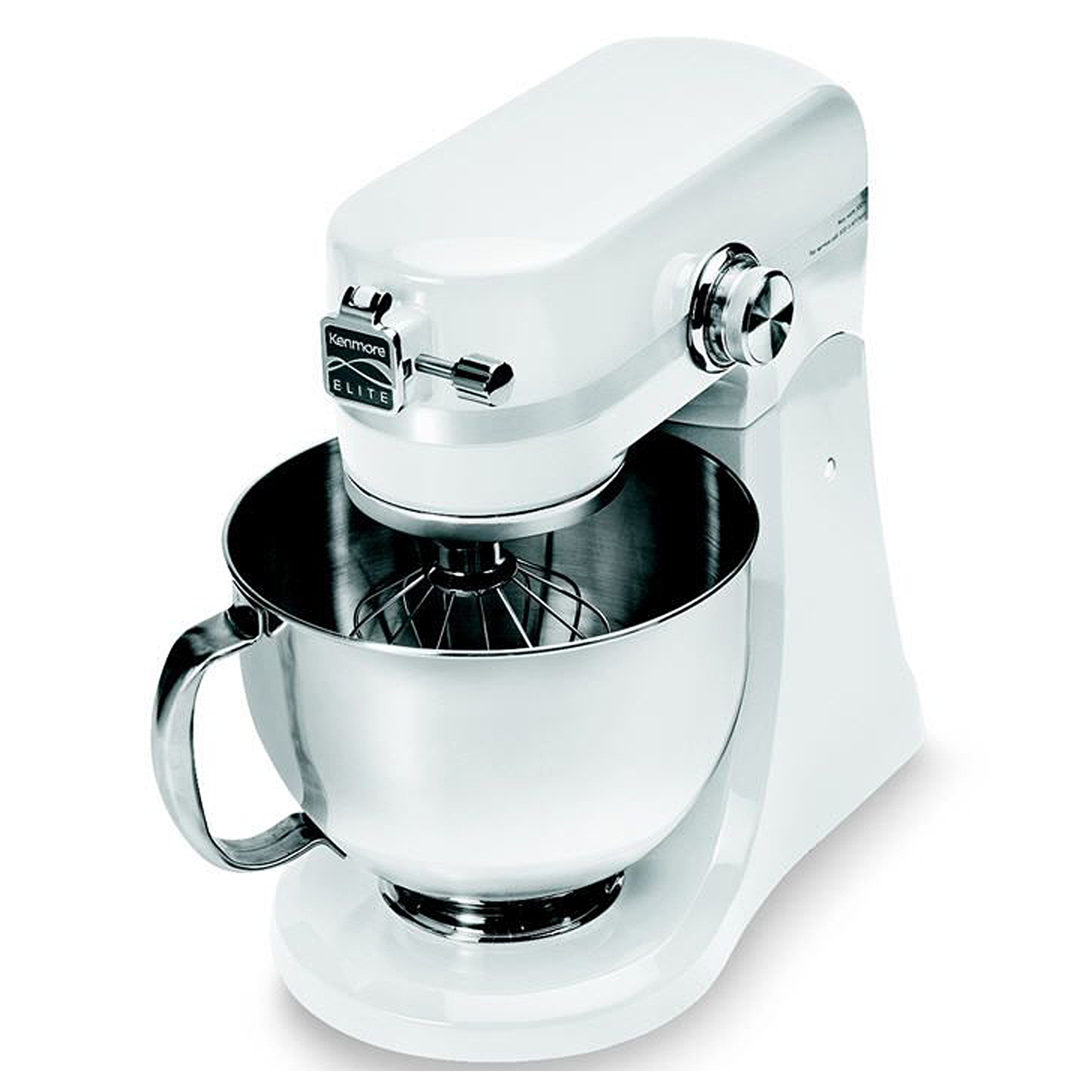 5-Qt-400-Watt-White-Stand-Mixer-with-Extra-3-Qt-Bowl
