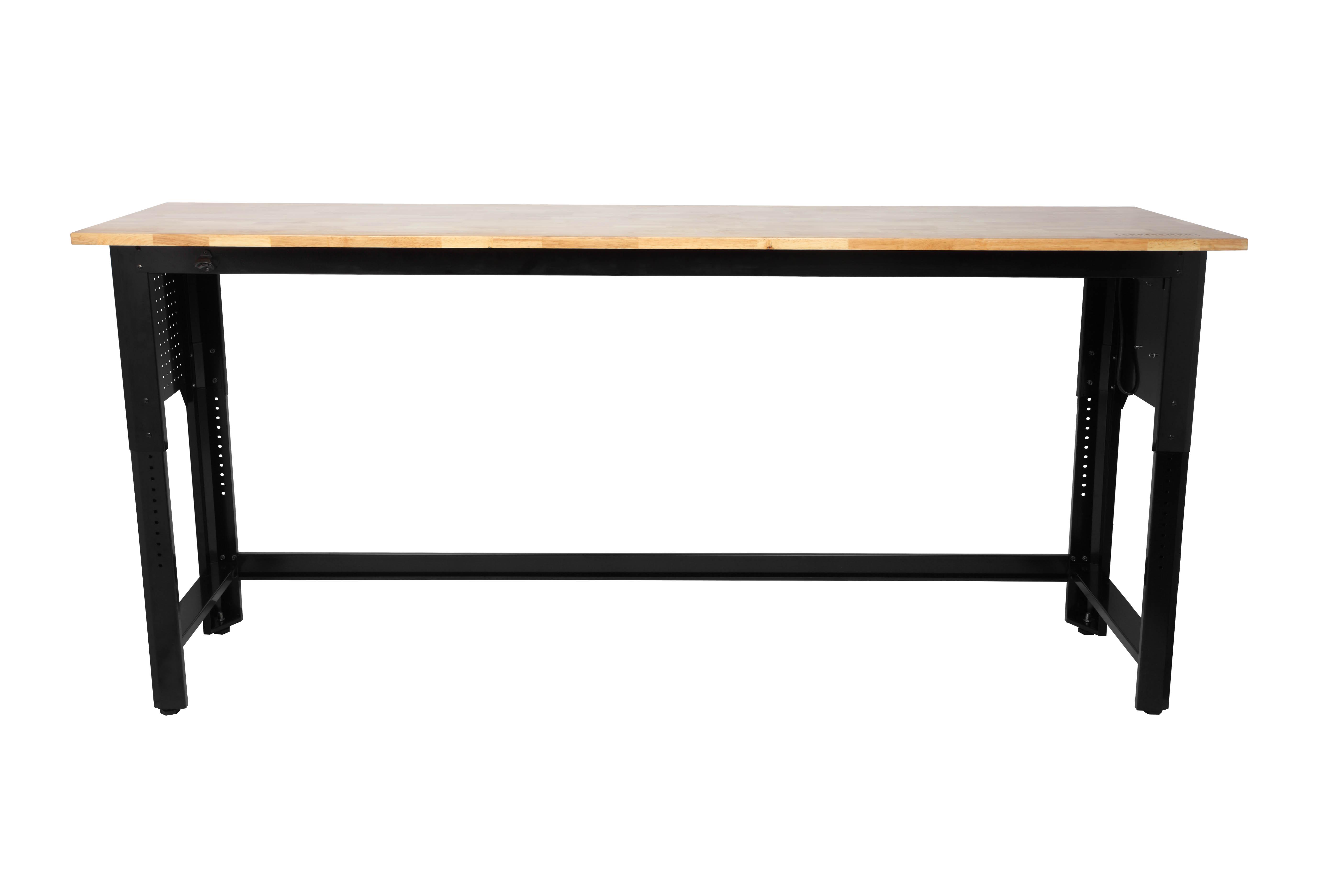Craftsman 96 in. Adjustable Height Workbench