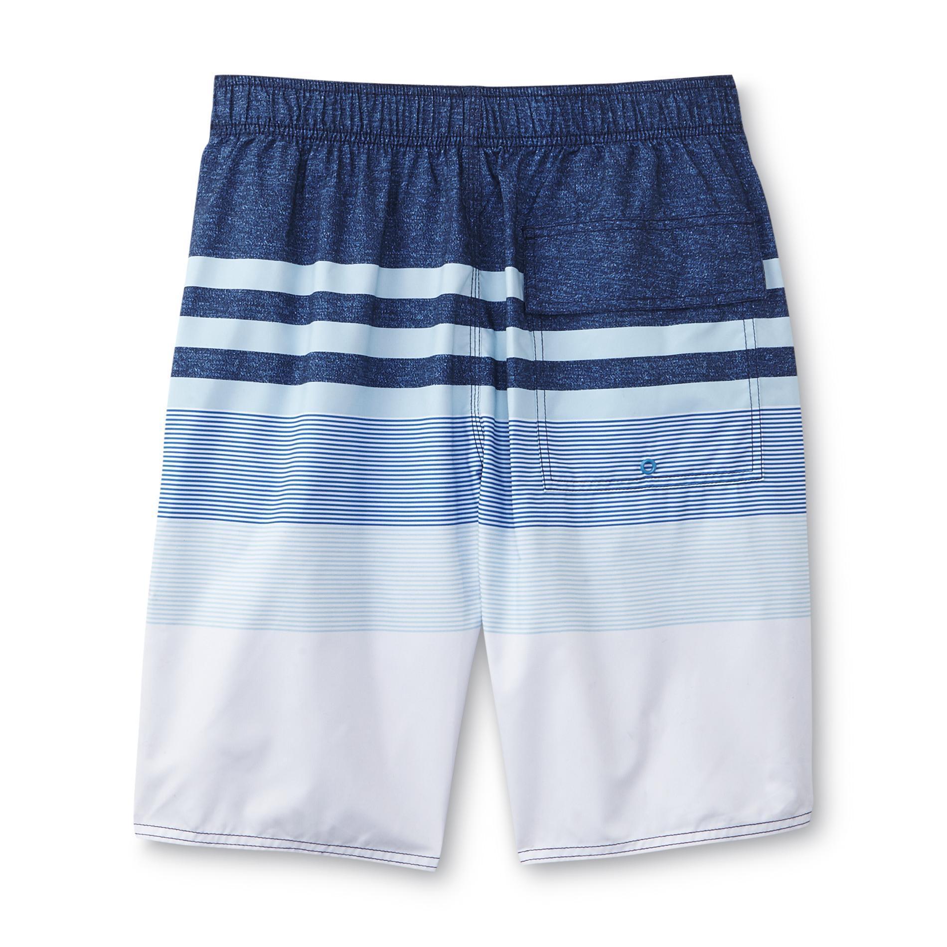 Joe Boxer Young Men's Boardshorts - Striped
