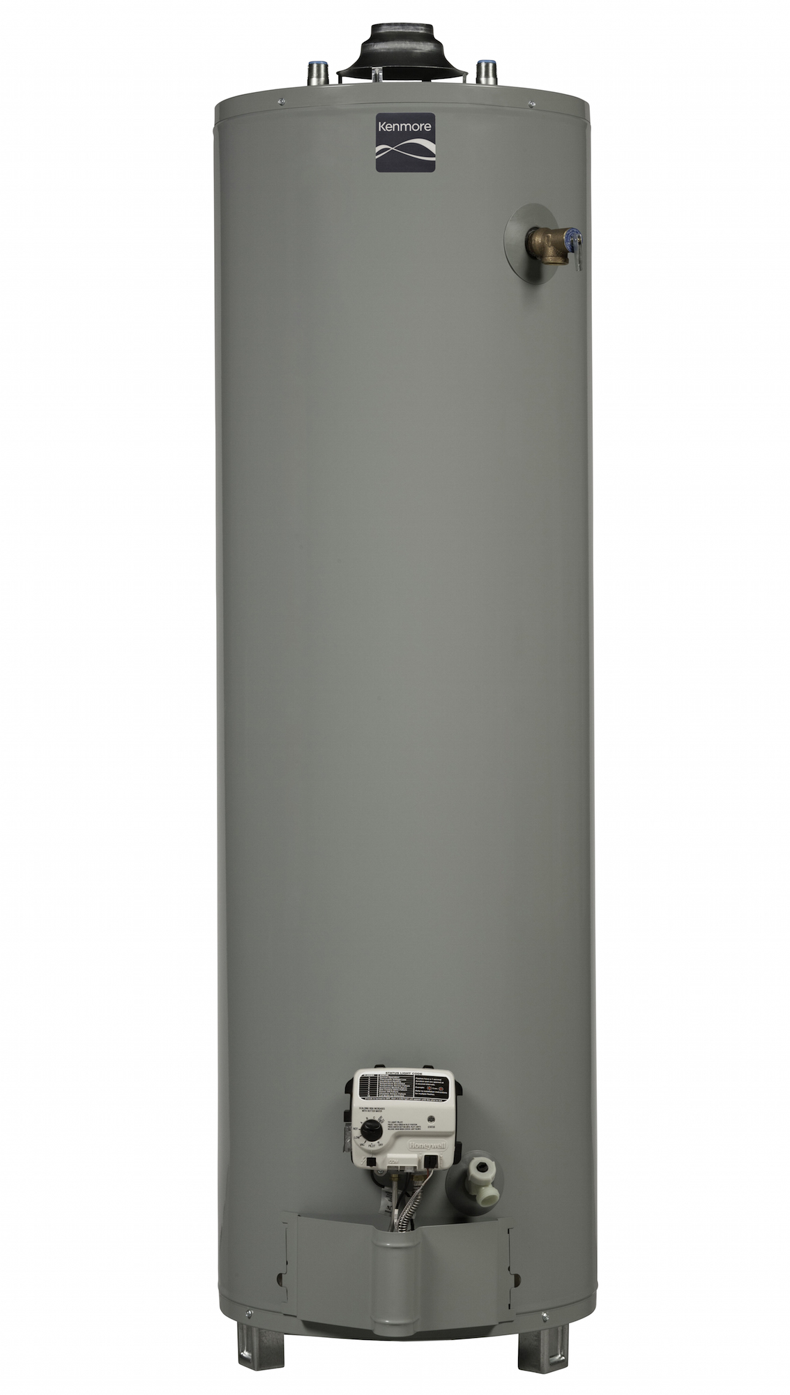 Kenmore 55640 40 gal. 6-Year Tall Natural Gas Ultra Low NOx Water Heater (Select California Markets)