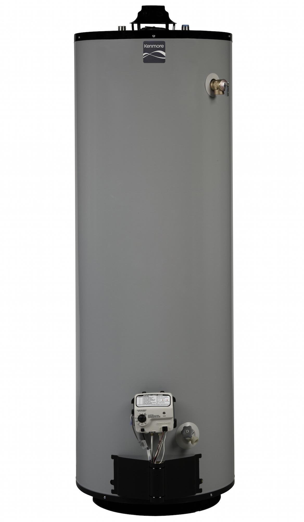 12year tall natural gas water heater - Lochinvar Water Heater