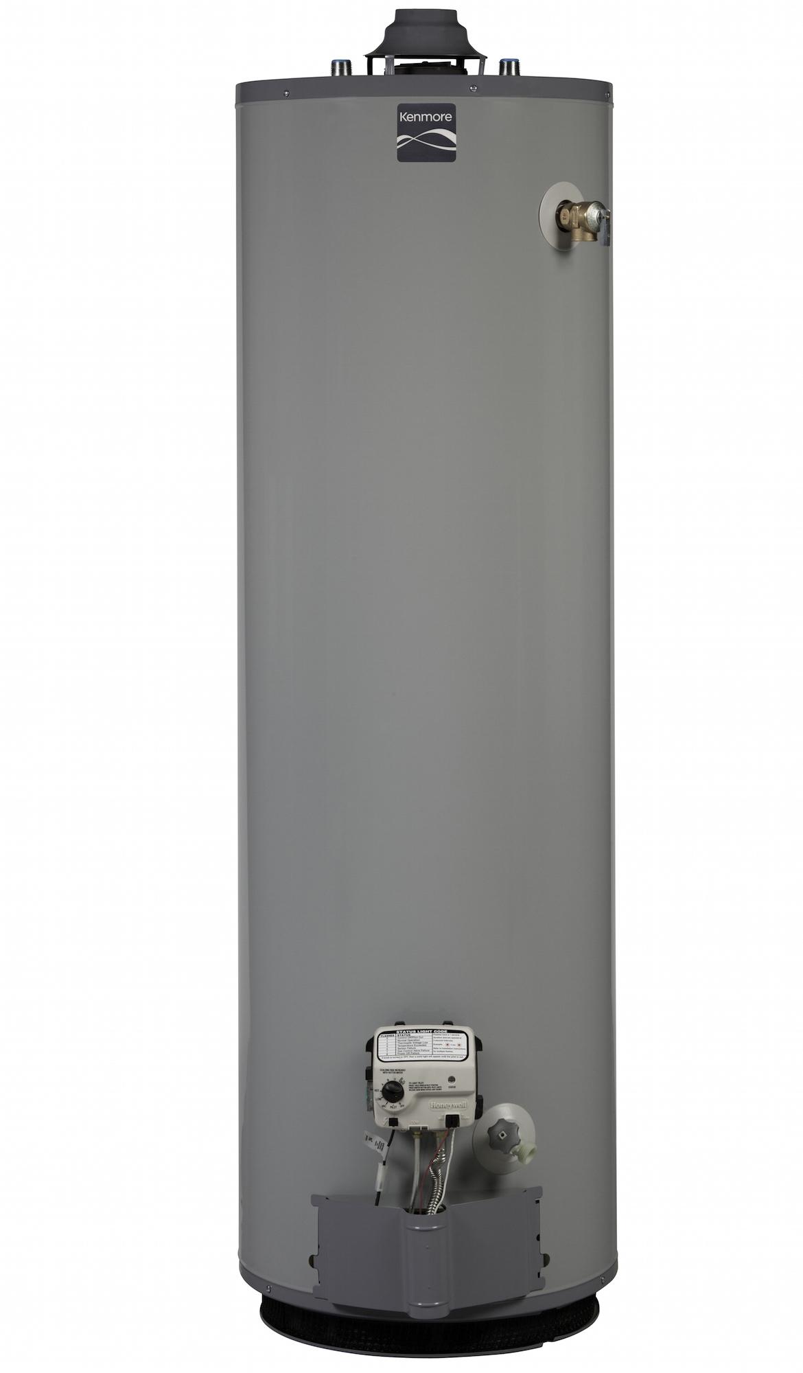Kenmore 57942 40 gal. 9-Year Tall Liquid Propane Water Heater