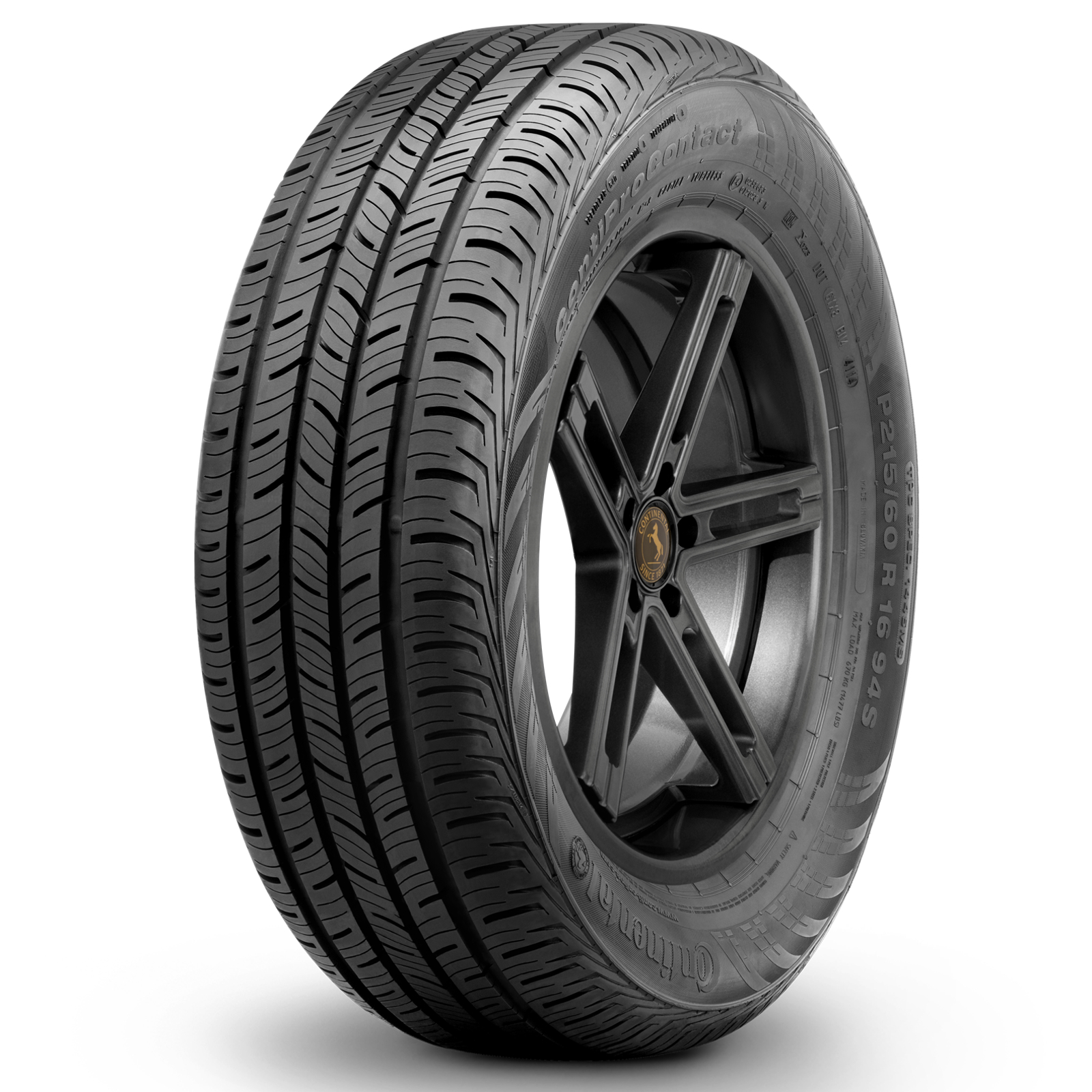 Continental Contiprocontact 225 50r17 94h All Season