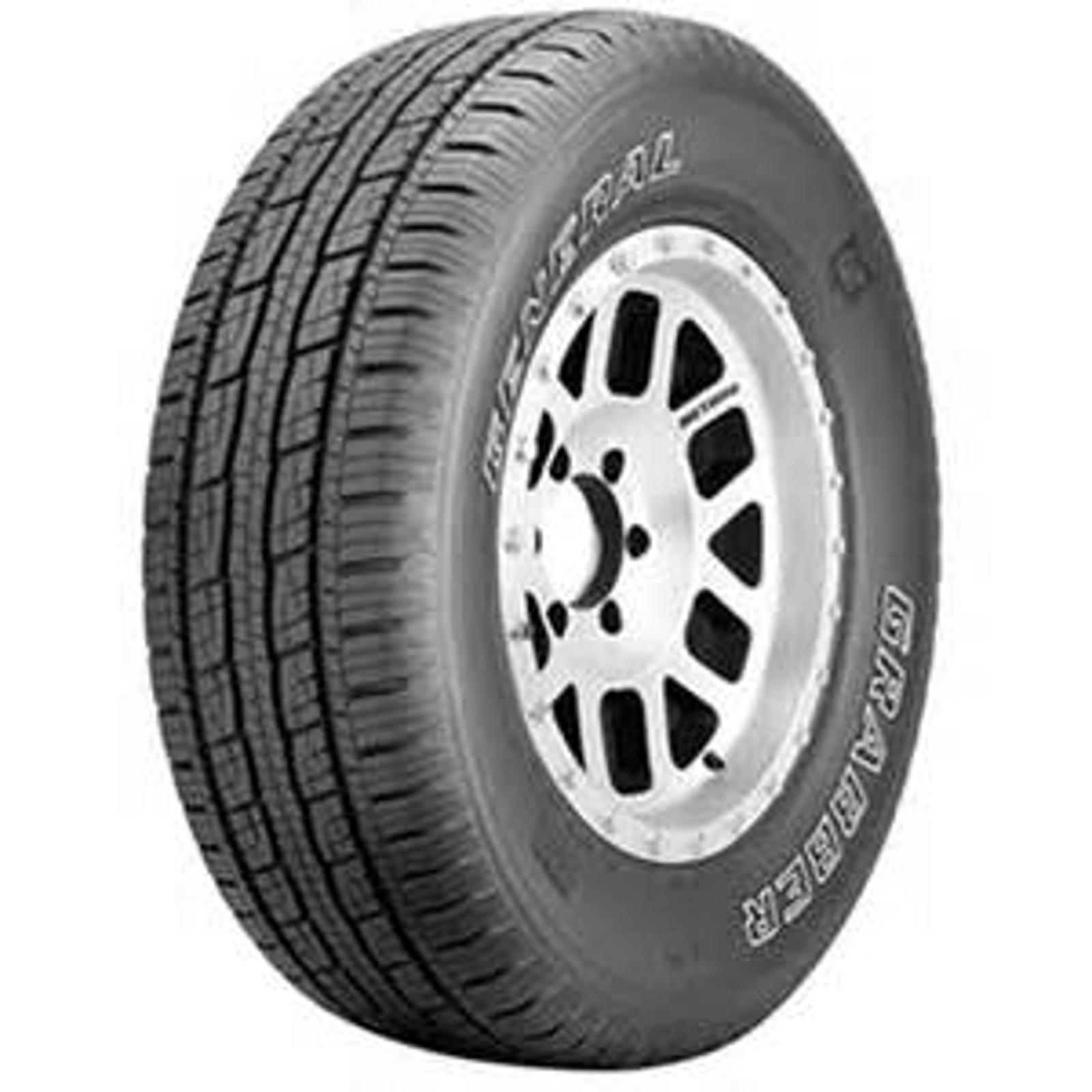 General Tire Grabber HTS60 275/60R20 - All Season Tire