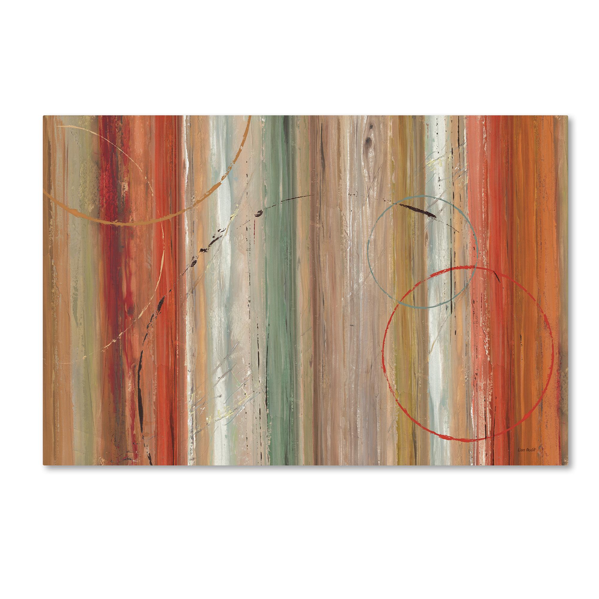 Lisa Audit 'Spiced II' Canvas Art