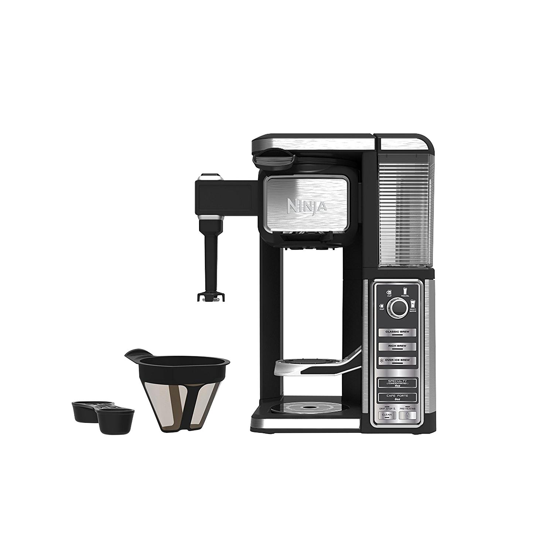 Ninja CF111-RB Refurbished  Coffee Bar Single-Serve System PartNumber: A016974437 KsnValue: 6518118 MfgPartNumber: CF111-RB