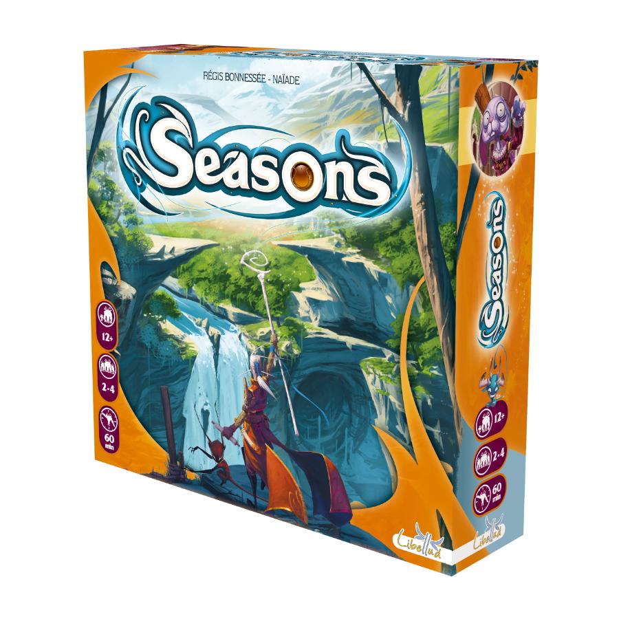 Asmodee Seasons PartNumber: 05205146000P KsnValue: 8135288 MfgPartNumber: ASMSEAS01US