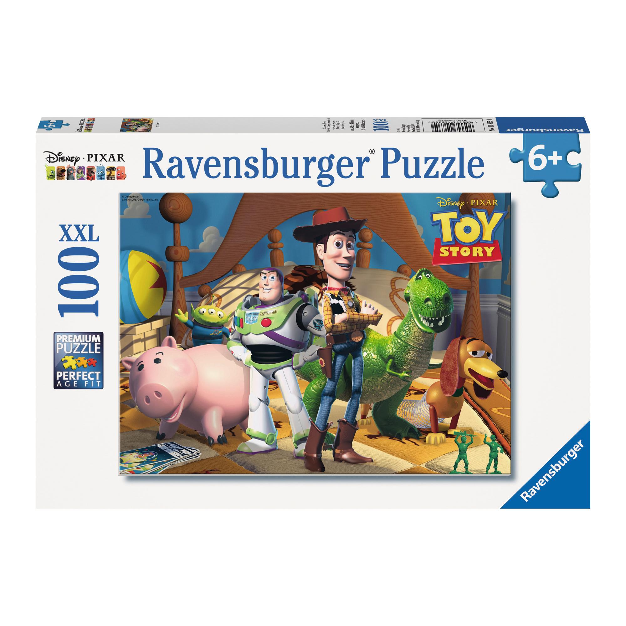 Ravensburger Disney Pixar Toy Story - Toy Story: 100 Pcs