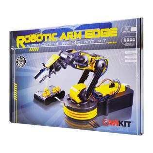Elenco Electronics OWI Kit - Robotic Arm Edge - Wired Control