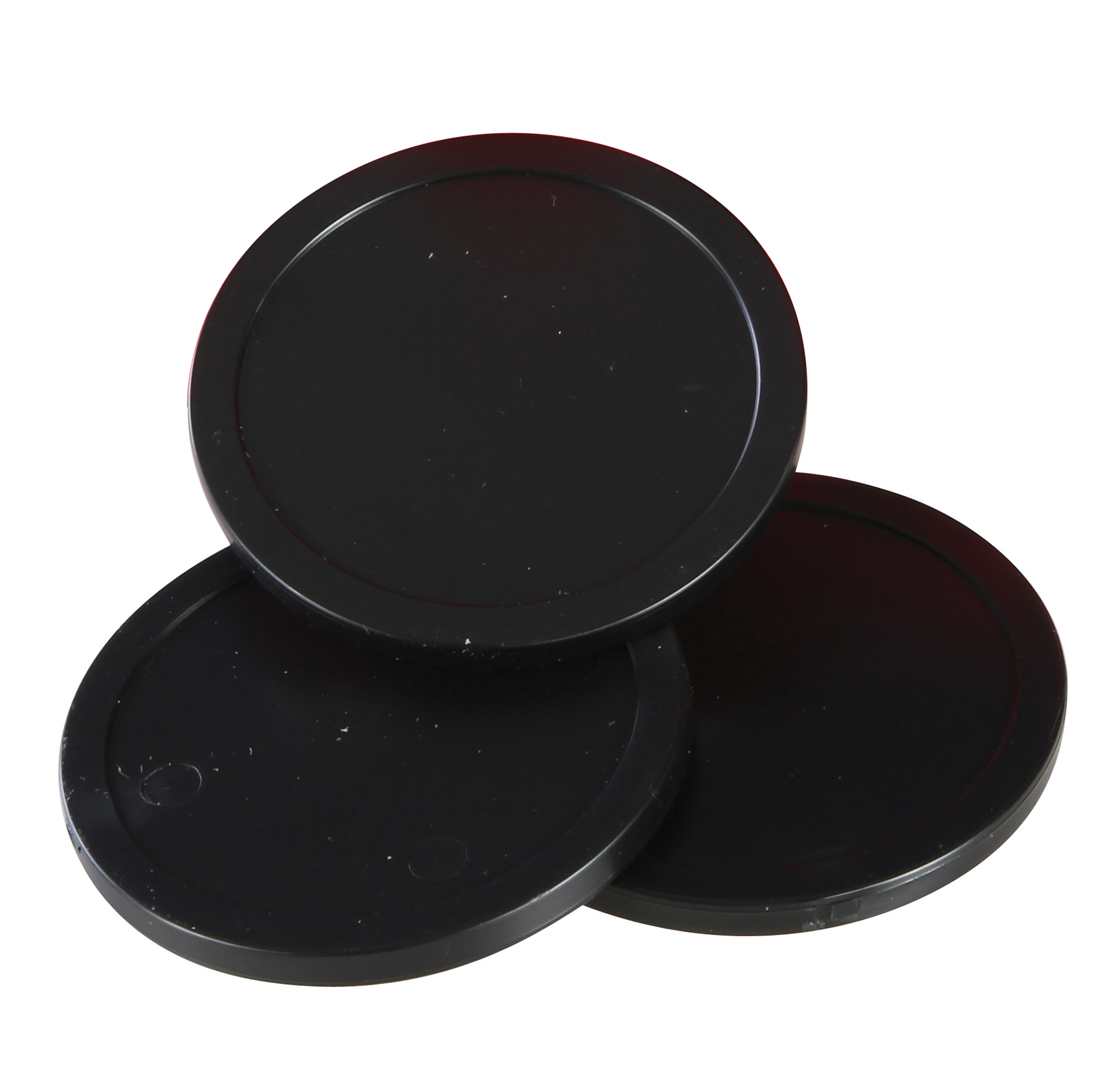 Redline Air Hockey Replacement Puck Set with One Octagonal Puck and Two Circular Pucks, 3-Pack im test
