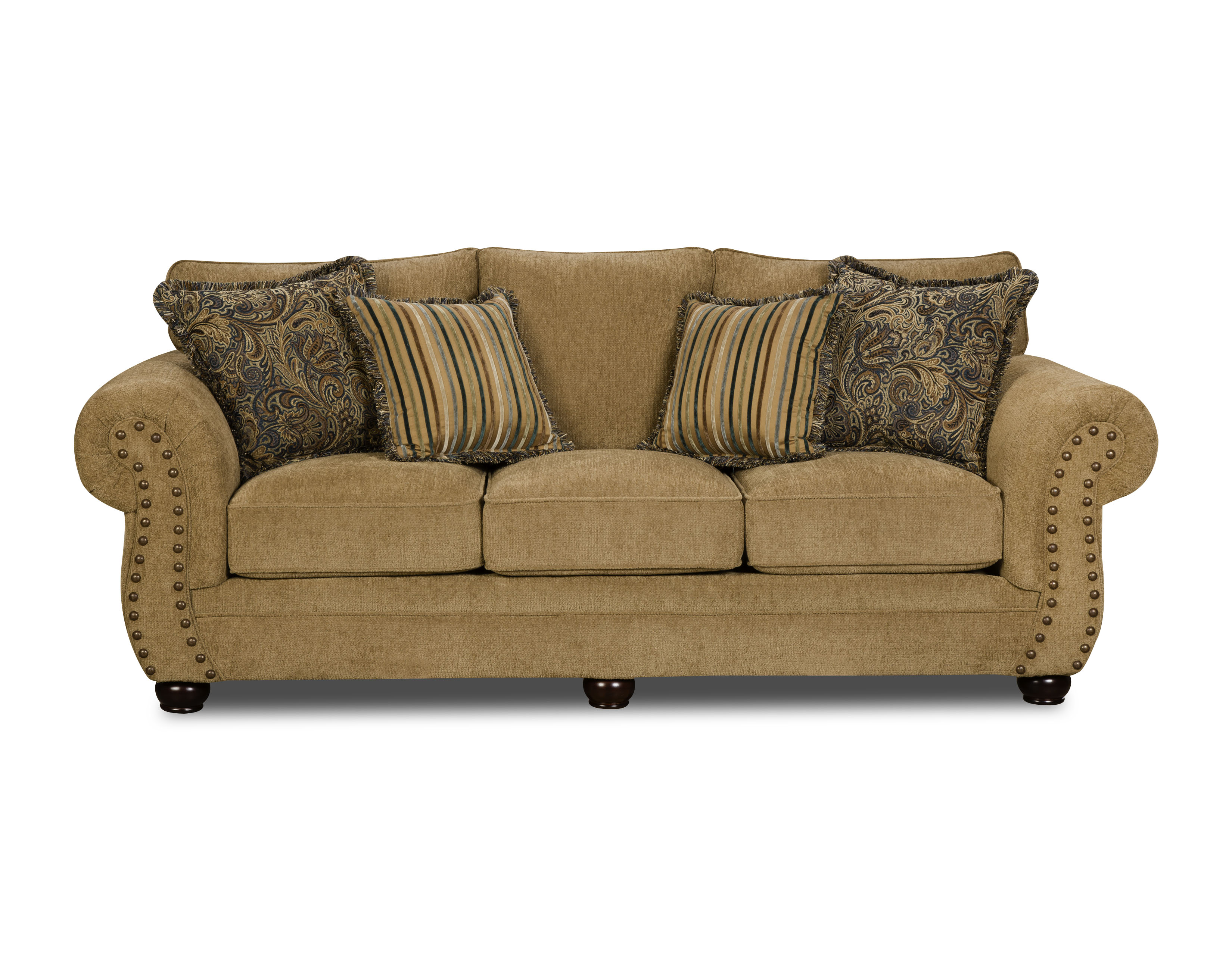 High Quality Simmons Upholstery Simmons Upholstery Victoria Sofa   Antique