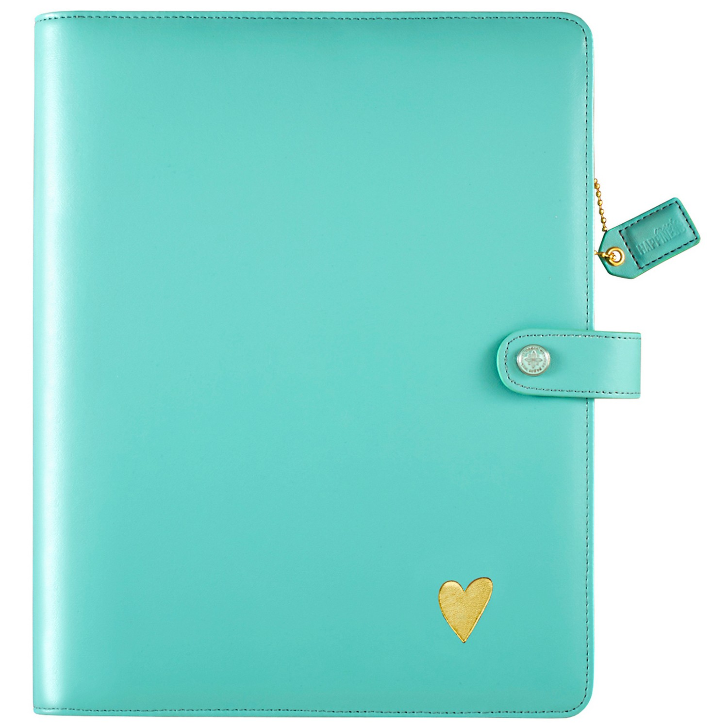 Webster's Pages 206956 Color Crush A5 Faux Leather Composition Planner-Light Teal PartNumber: 021V002936791000P KsnValue: 021V002936791000 MfgPartNumber: 206956