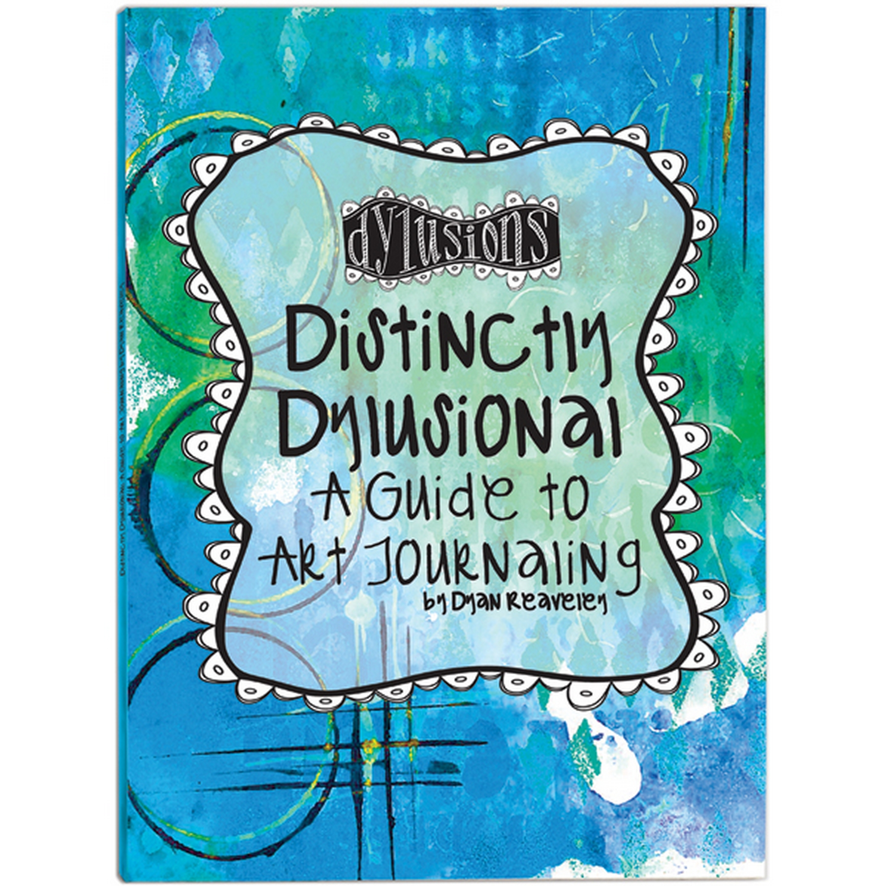 Distinctly Dylusional - A Guide To Art Journaling PartNumber: 021V009131399000P KsnValue: 9131399 MfgPartNumber: 322041