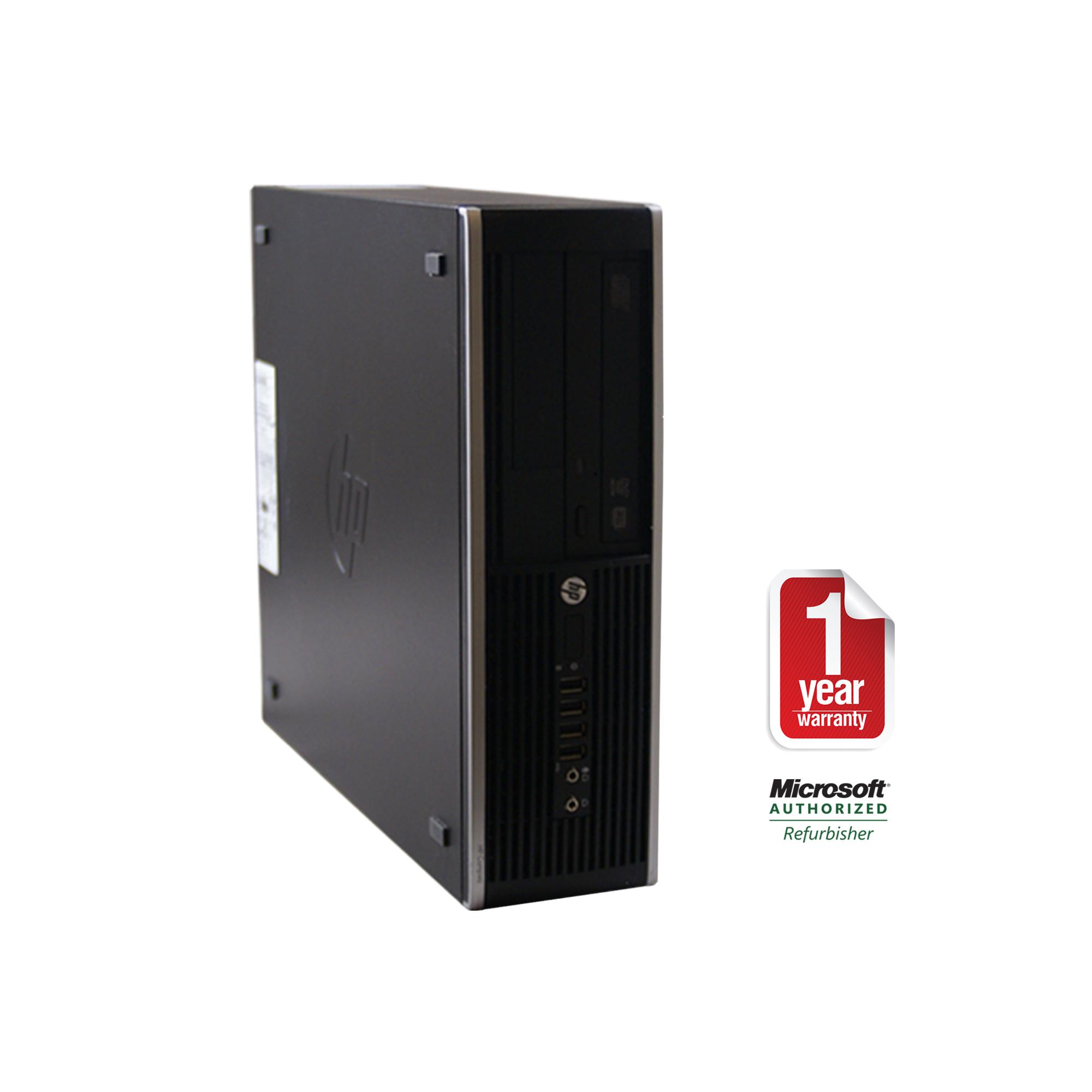 HP HP 8200 Refurbished Small Form Factor Core I5 3.1/4GB/160GB/DVD/W7P64