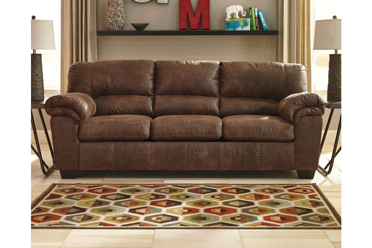 Kmart Leather Couch