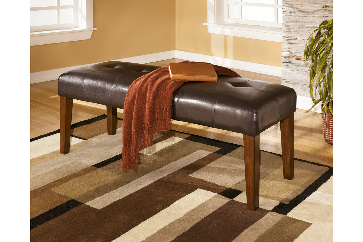 Ashley Signature Design By Ashley Large Uph Dining Room Bench Lacey Medium Brown PartNumber: 02513039000P