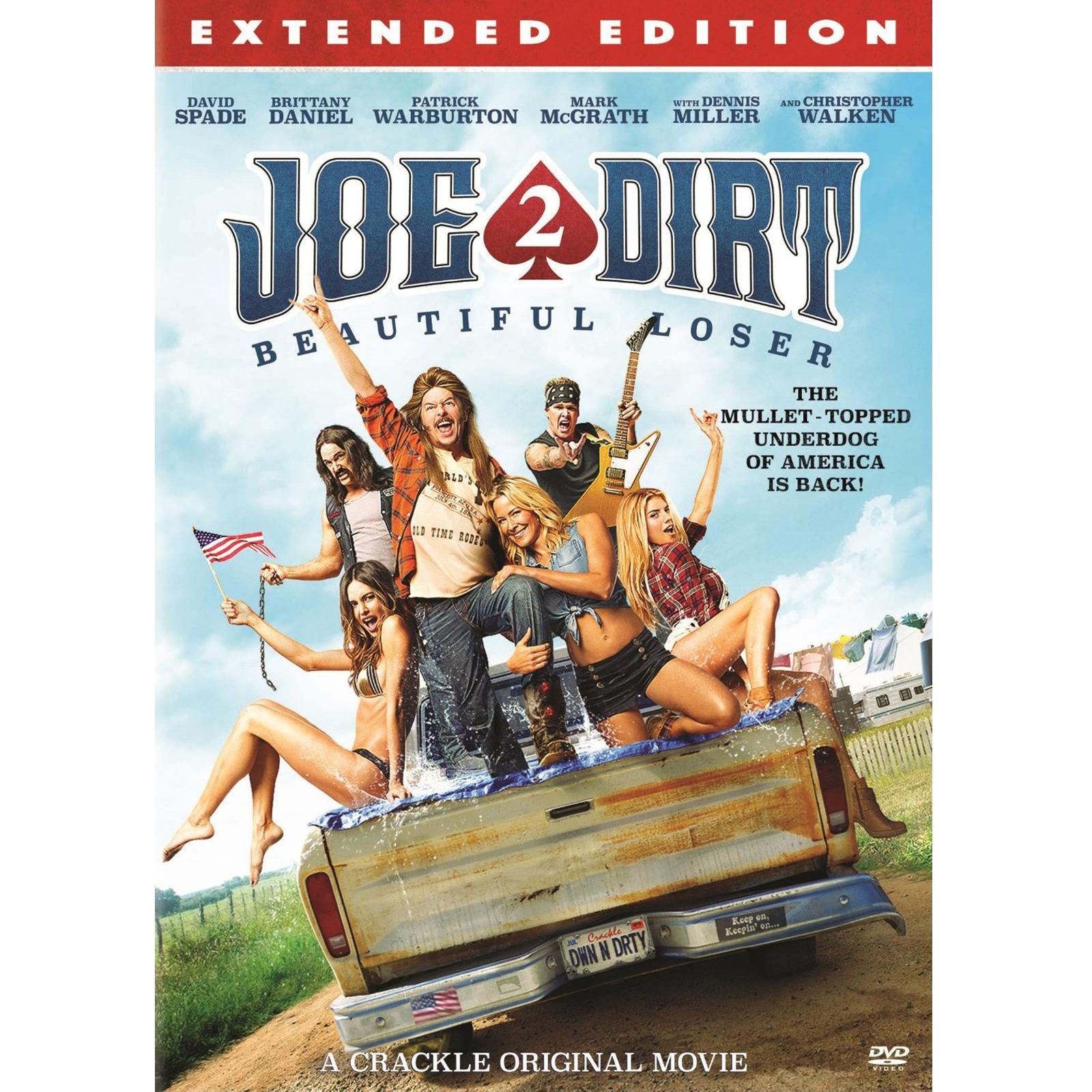 Joe Dirt 2: Beautiful Loser (DVD / Digital) PartNumber: SPM14562435115 KsnValue: 8957660 MfgPartNumber: 46594