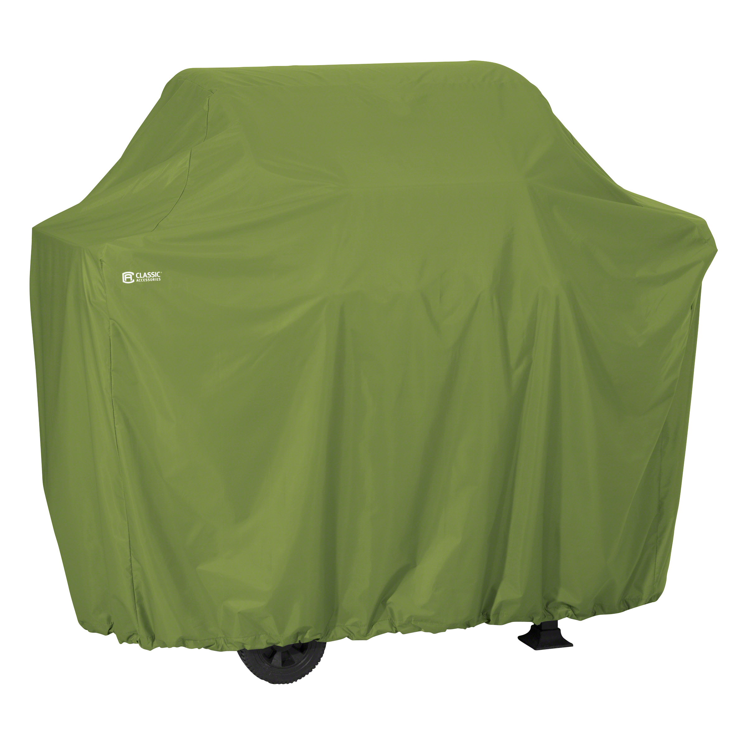 """Classic Accessories Sodo 22.5"""" x 60"""" BBQ Grill Cover in Herb PartNumber: 07145145000P"""