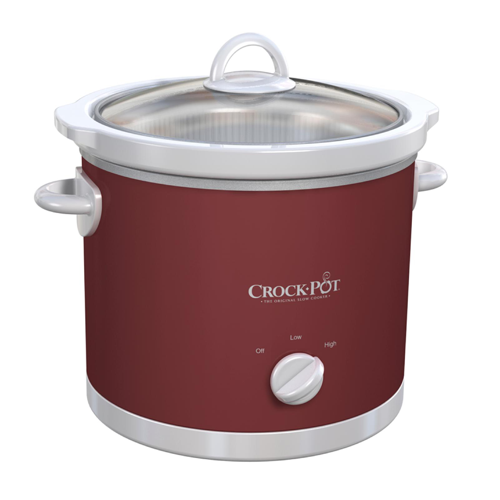3-Qt-Manual-Slow-Cooker-Red