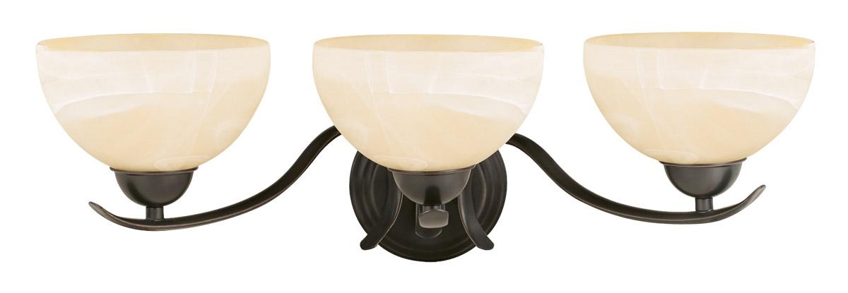 Design House 517466 Trevie 3-Light Vanity Light, Oil Rubbed Bronze Finish - Home - Home Decor ...