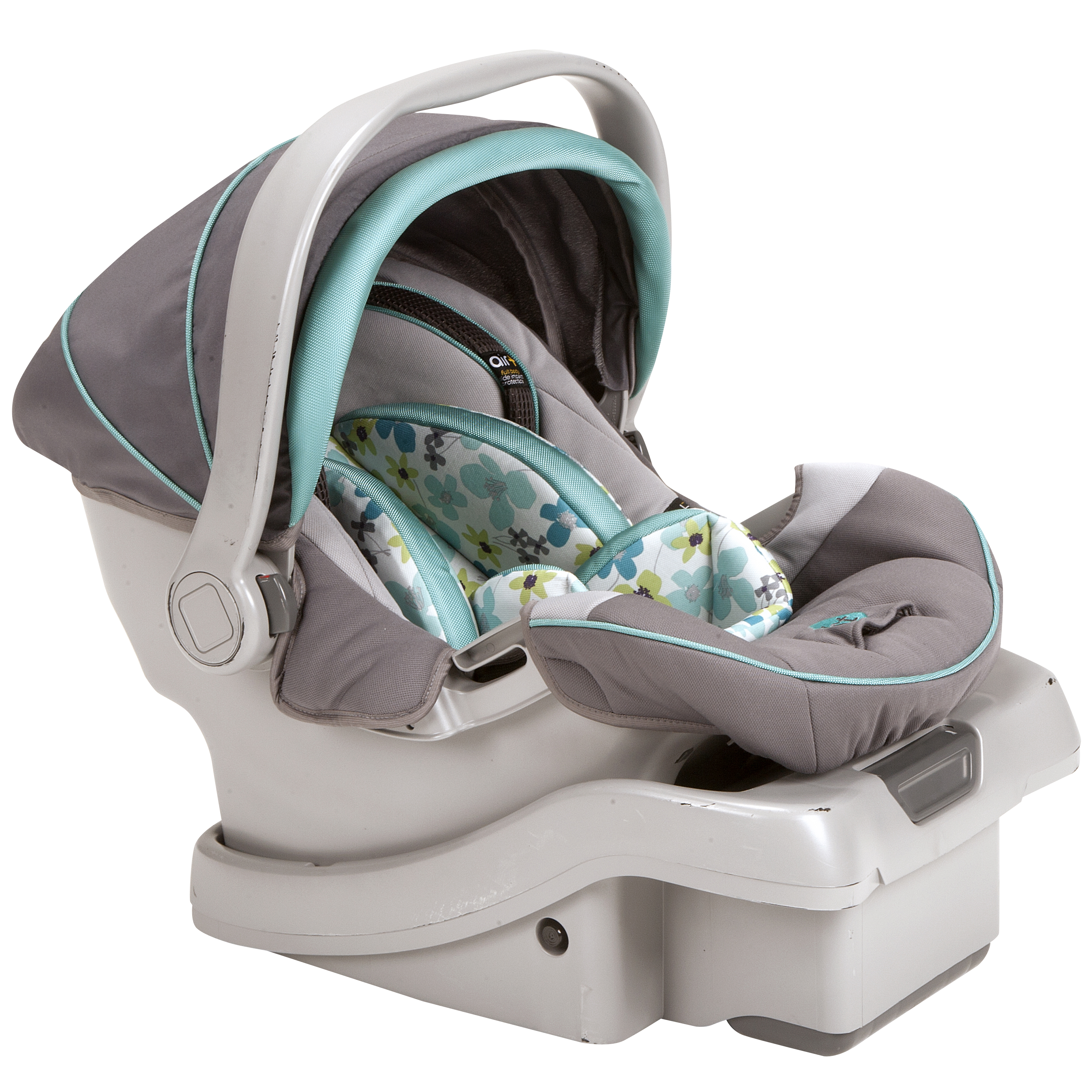 onBoard™35 Air Protect+ Infant Car Seat - Plumberry