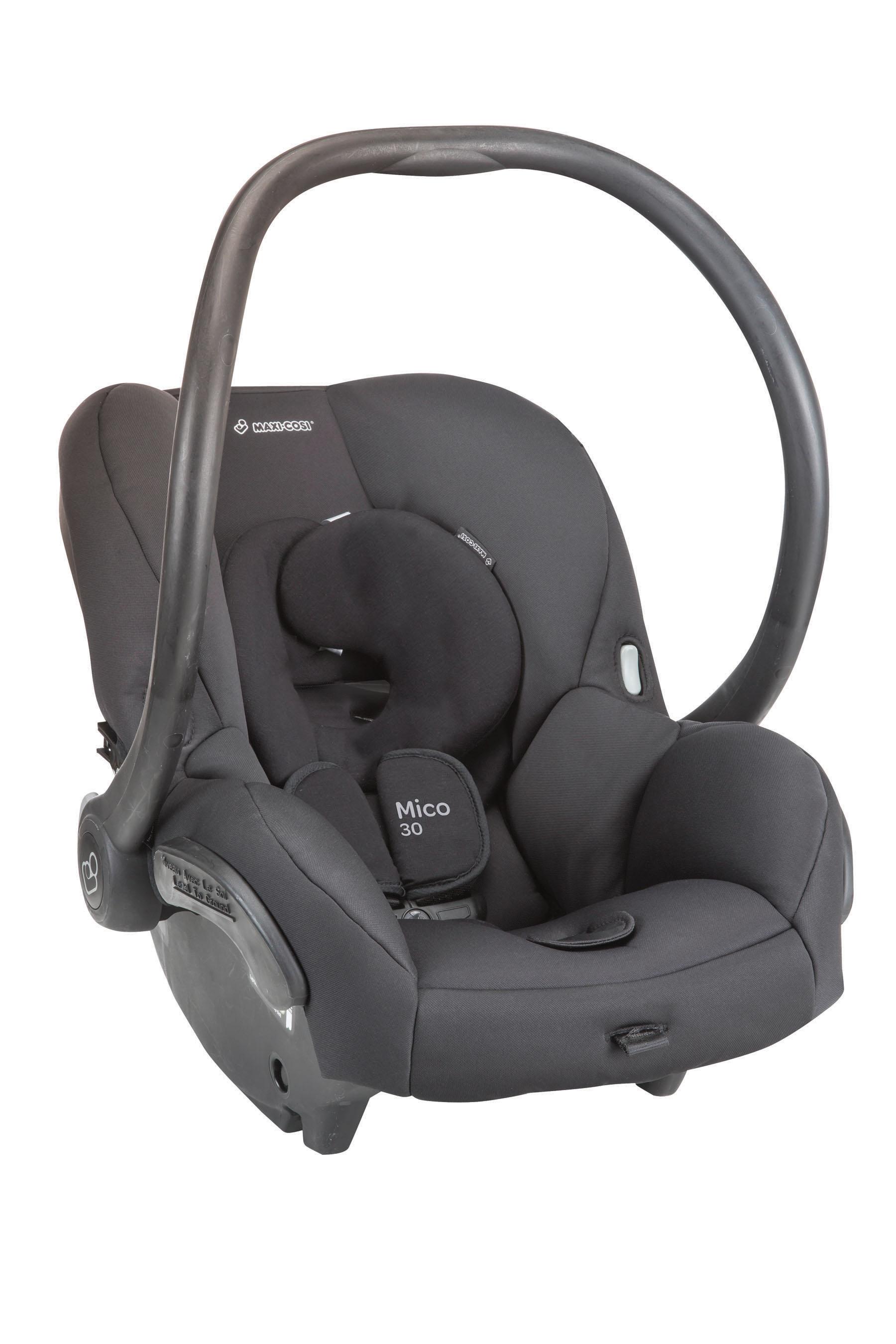 maxi cosi black mico 30 infant 39 s car seat sears. Black Bedroom Furniture Sets. Home Design Ideas