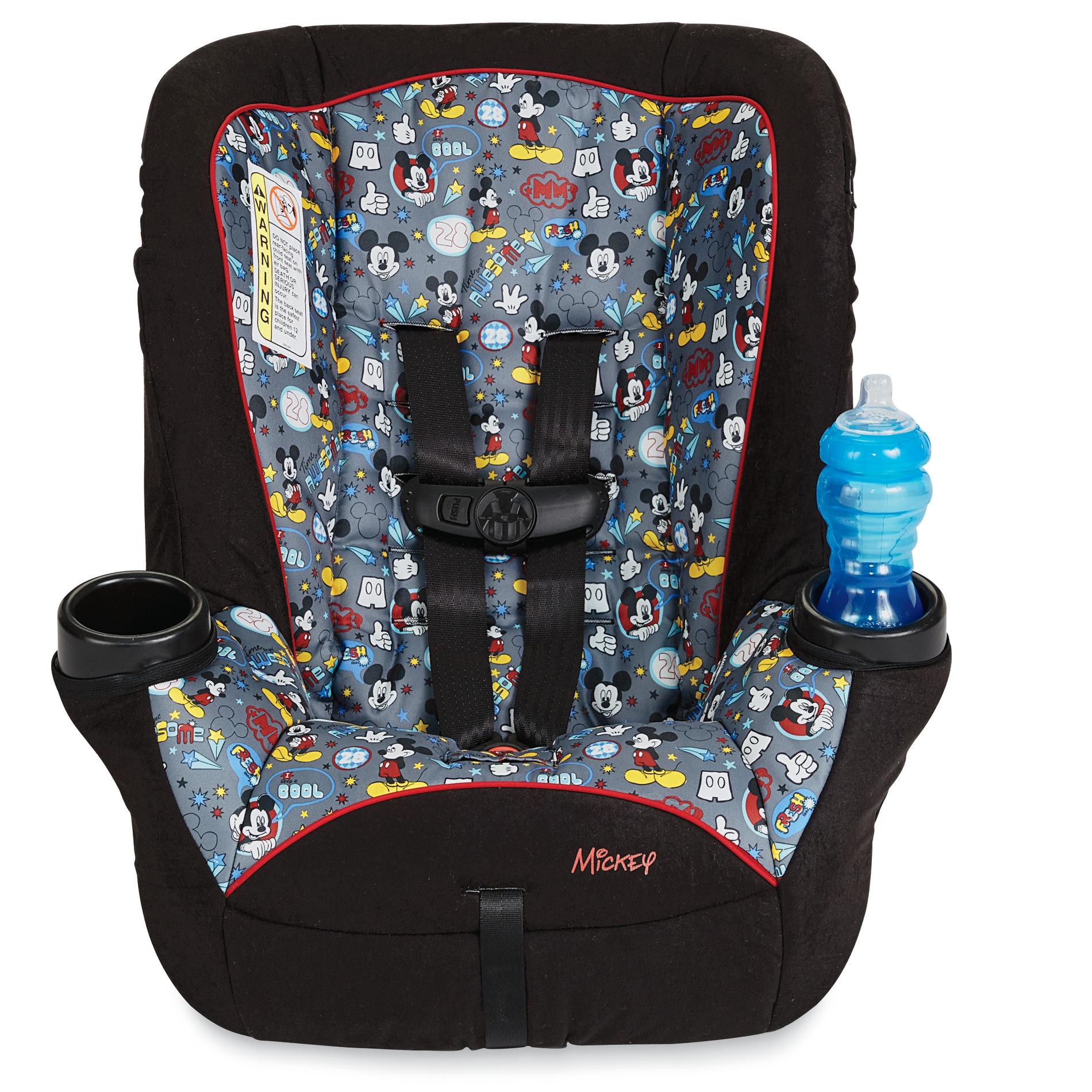 Disney Baby Mickey Mouse Apt Convertible Car Seat Baby Baby Car