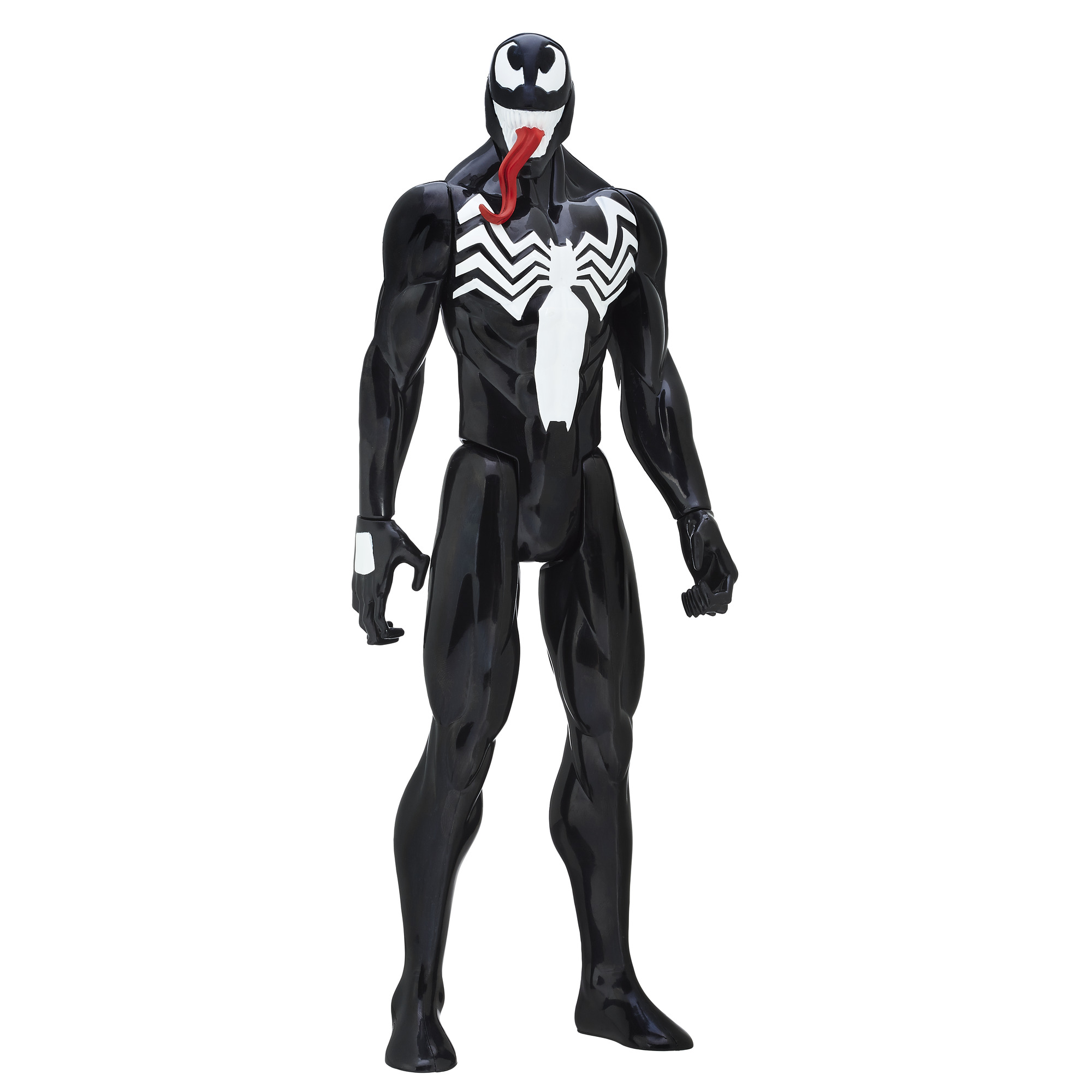 Ultimate Spider-Man vs. The Sinister Six: Titan Hero Series Venom PartNumber: 004W006027134009P