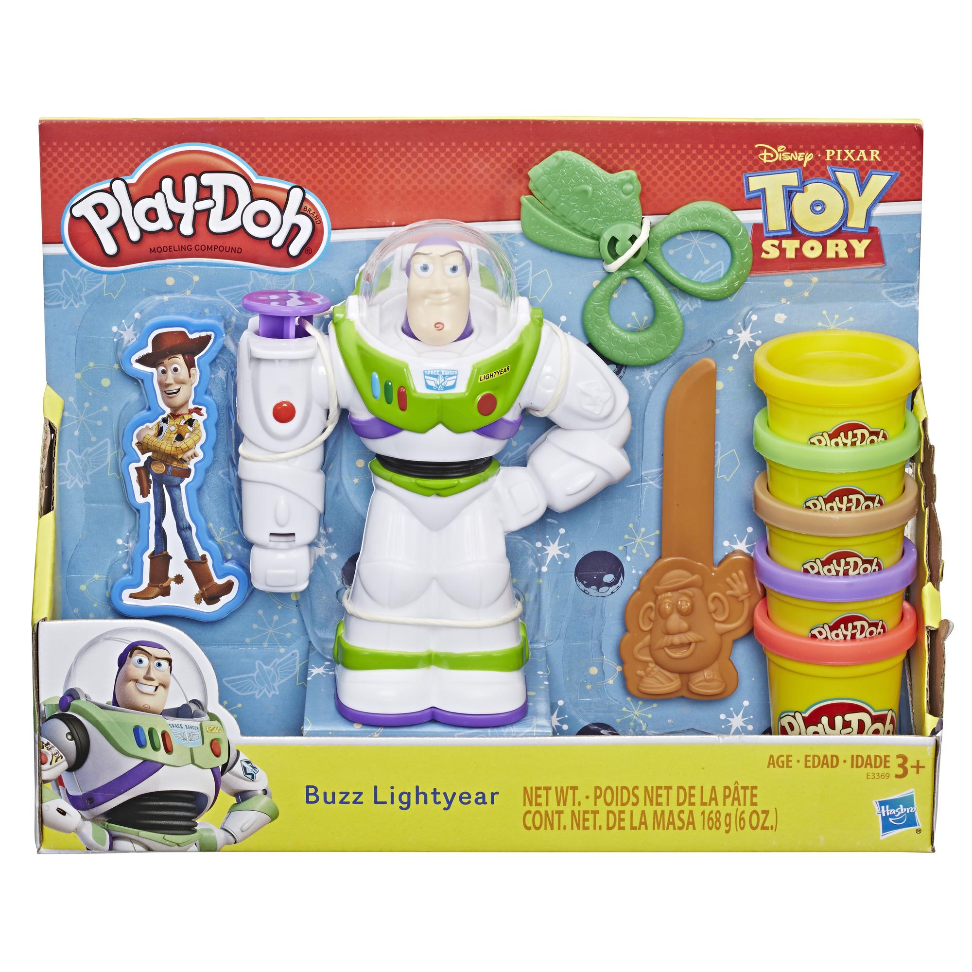 Disney Play-Doh Buzz Lightyear Set im test