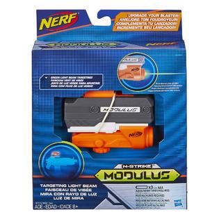 Nerf Modulus Targeting Light Beam