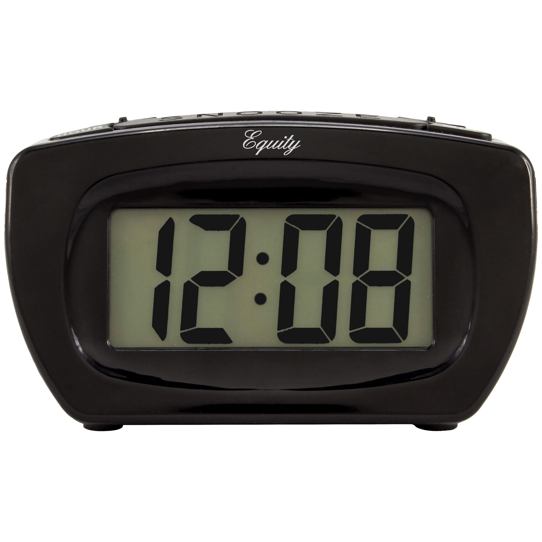 La Crosse Clock 31015 Super-Loud Digital Alarm Clock
