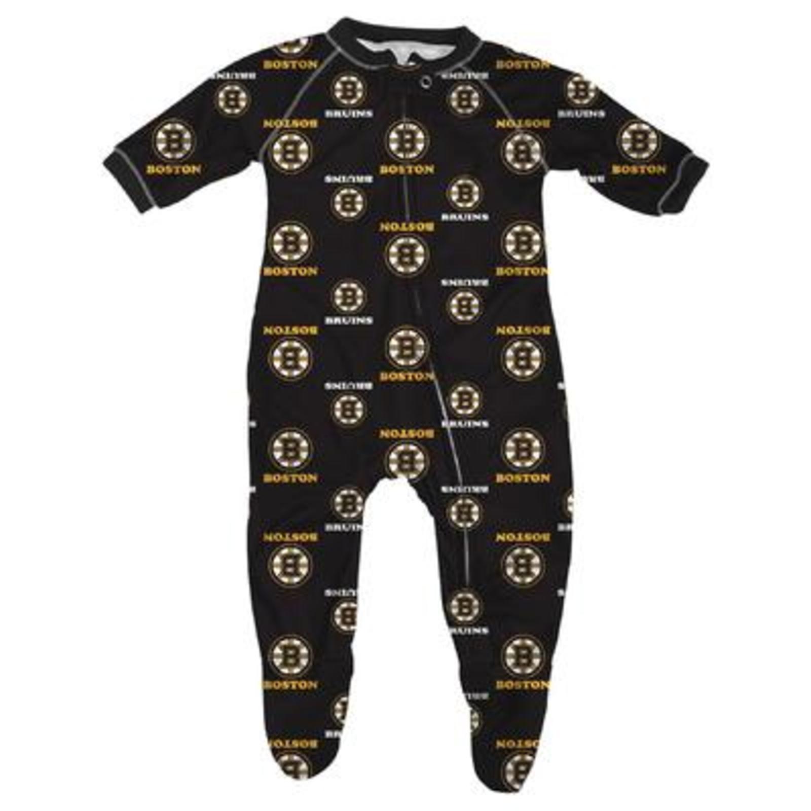 Infant Boys' Sleeper Pajamas - Boston Bruins